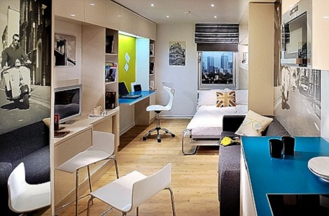 Need Student Digs in London? Renting houses Guide : London ...