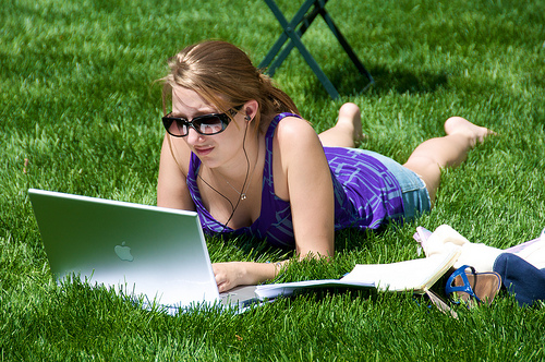 Study at Your Own Pace with Home and Online Learning